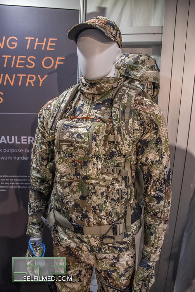 sitka gear apex system camo hunting clothing merino