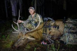 Calvin Bueltel 2019 Wyoming archery 5x5 bull elk