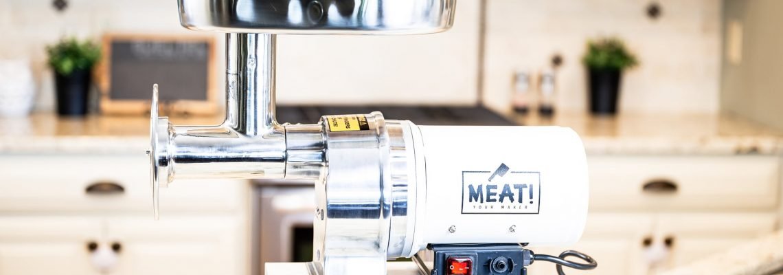 Meat! 0.5 HP Grinder review