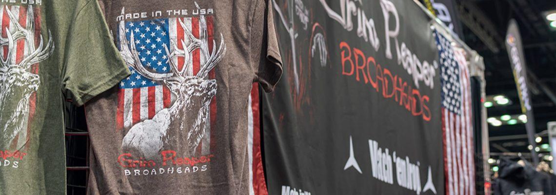 grim reaper broadheads 2020 ata show feature image