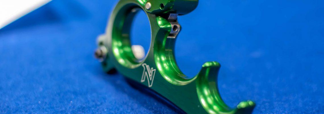 Carter Enterprises new NV hinge-style back tension release